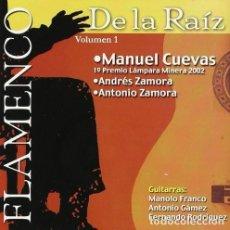 CDs de Música: DE LA RAIZ - NUEVO Y PRECINTADO. Lote 244654900