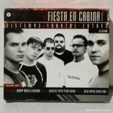 CDs de Música: 2 CD'S MUSICA - FIESTA EN CABINA - SISTEMA 3 - EXTRES - FRAKTAL - SOLO HAY 2 DISCOS / 2527. Lote 244660295