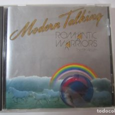 CDs de Música: CD MODERN TALKING ROMANTIC WARRIORS. Lote 244671050