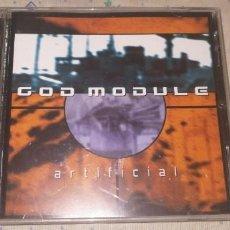CDs de Música: GOD MODULE - ARTIFICIAL. Lote 244673775