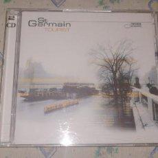 CDs de Música: SAINT GERMAIN - TOURIST. Lote 244675300