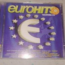 CDs de Música: EUROHITS. Lote 244676460