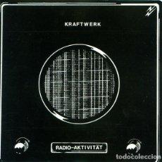 CDs de Música: CD KRAFTWERK – RADIO-AKTIVITÄT GERMANY. Lote 244676475