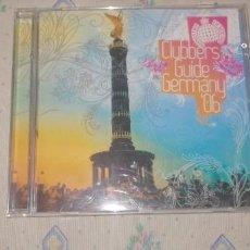 CDs de Música: CLUBBERS GUIDE GERMANY 2006. Lote 244677005