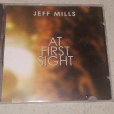 CDs de Música: JEFF MILLS - AT FIRST SIGHT. Lote 244677275