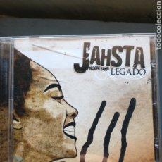 CDs de Música: JAHSTA CD. Lote 244677800