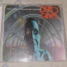 CDs de Música: THE FUTURE SOUND OF LONDON - DEAD CITIES. Lote 244677815