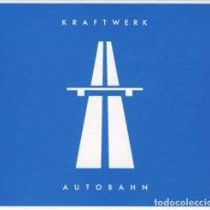 CDs de Música: CD KRAFTWERK – AUTOBAHN REMASTER. Lote 244679495