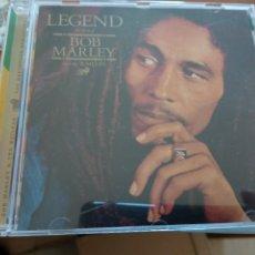 CDs de Música: BOB MARLEY LEGEND CD CON BONUS TRACK REMASTER. Lote 244701905