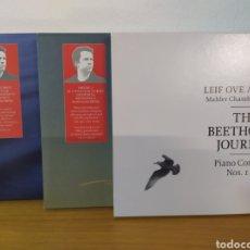 CDs de Música: BEETHOVEN - LEIF OF ADNES. Lote 244713010