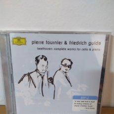 CDs de Música: BEETHOVEN - CELLO & PIANO. Lote 244713320