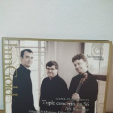 CDs de Música: BEETHOVEN - TRIPLE CONCERTO. Lote 244713435