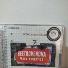 CDs de Música: BRAUTIGAN - BEETHOVEN - SACD. Lote 244714930