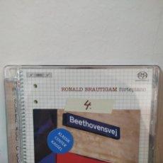 CDs de Música: BRAUTIGAN - BEETHOVEN - SACD. Lote 244715060