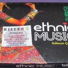 CDs de Música: ETHNIC MUSIC - GOKSUN CAVDAR / TURKISH - CD. Lote 244720160