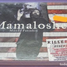 CDs de Música: MANDY PATINKIN - MAMALOSHEN - CD - KLEZMER. Lote 244727330