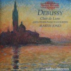 CDs de Música: DEBUSSY CLAIR DE LUNE. Lote 244727430