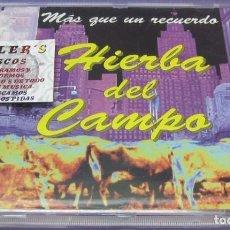 CDs de Música: HIERBA DEL CAMPO / MÁS QUE UN RECUERDO - CD. Lote 244731820