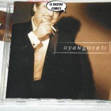 CDs de Música: DYANGO, A TI, CD HORUS, 2003, FIRMADO CON DEDICATORIA EN INTERIOR, MUY BUEN ESTADO. Lote 244742520