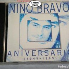 CDs de Música: NINO BRAVO, ANIVERSARIO (1945 - 1995), CD POLYDOR. Lote 244746155