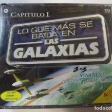 CDs de Música: LO QUE MAS SE BAILA EN LAS GALAXIAS 4 CD TONI PERET Y JOSE Mª CASTELLS. Lote 244746915