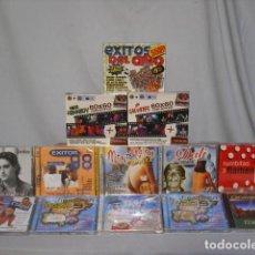 CDs de Música: LOTE DE 4 PACKS DE CDS Y 9 CDS. Lote 244756650