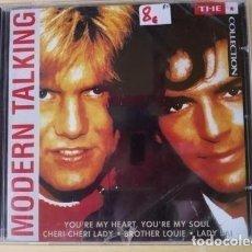 CDs de Música: MODERN TALKING. Lote 244767690