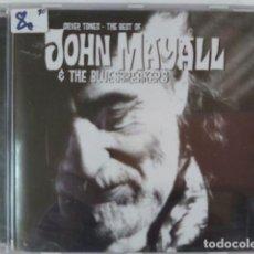 CDs de Música: JOHN MAYALL & THE BLUESBREAKERS – SILVER TONES - THE BEST OF. Lote 244771295