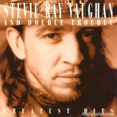 CDs de Música: STEVIE RAY VAUGHAN AND DOUBLE TROUBLE* – GREATEST HITS (CD). Lote 244772595