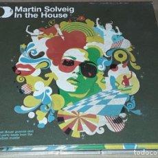 CDs de Música: 3 CD - MARTIN SOLVEIG - IN THE HOUSE - MADE IN UK - SOLVEIG. Lote 244819075
