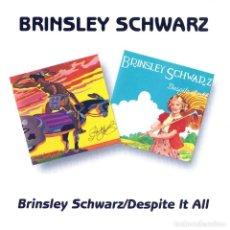 CDs de Música: BRINSLEY SCHWARZ - BRINSLEY SCHWARZ / DESPITE IT ALL (CD, ROCK). Lote 244820340