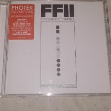 CDs de Música: PHOTEK - FORM AND FUNCTION VOL 2. Lote 244821635