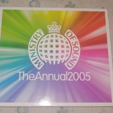 CDs de Música: THE ANNUAL 2005. Lote 244823780