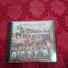 CDs de Música: CARNAVAL DE CÁDIZ CD COMPARSA EL TORREÓN DE LOS MENGUES 2005. Lote 244826620