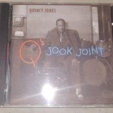CDs de Música: QUINCY JONES - Q´S JOOK JOINT. Lote 244826740