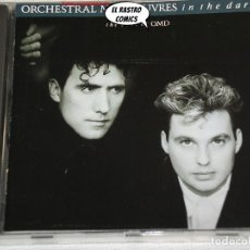 CDs de Música: ORCHESTRAL MANOEUVRES IN THE DARK, THE BEST OF OMD, CD VIRGIN, 18 TEMAS, SYNTH-POP. Lote 244862345
