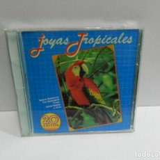 CDs de Música: DISCO CD. JOYAS TROPICALES. COMPACT DISC.. Lote 244862875