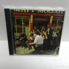 CDs de Música: DISCO CD. MUSIC AT MATT MOLLOY'S. COMPACT DISC.. Lote 244865270