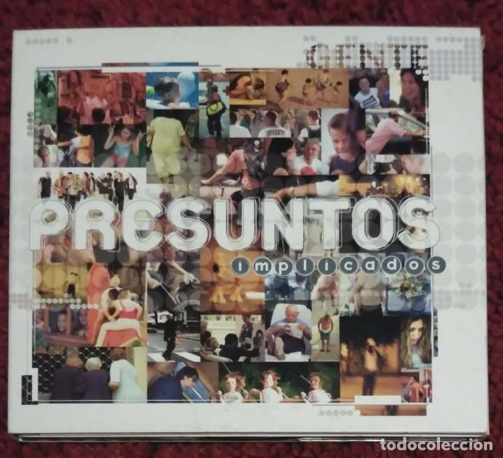 PRESUNTOS IMPLICADOS (GENTE) CD 2001 (Música - CD's Pop)