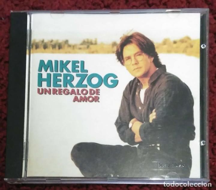 MIKEL HERZOG (UN REGALO DE AMOR) CD 1994 - LA DECADA PRODIGIOSA (Música - CD's Pop)