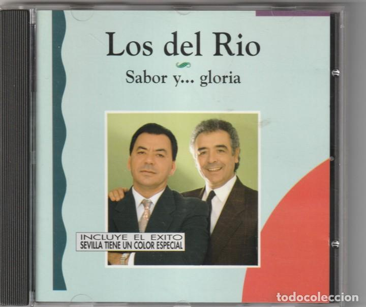 LOS DEL RIO - SABOR Y... GLORIA (CD CFE 1992) (Música - CD's Flamenco, Canción española y Cuplé)