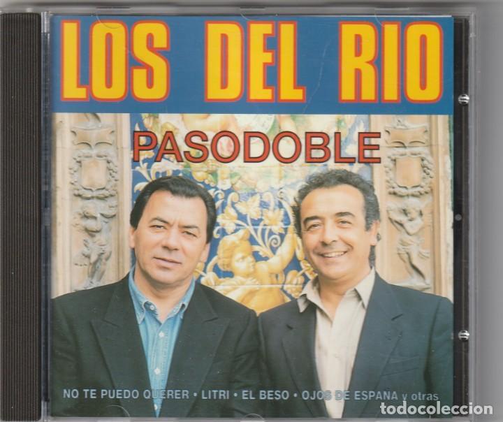 LOS DEL RIO - PASODOBLE (CD ZAFIRO 1995) (Música - CD's Flamenco, Canción española y Cuplé)