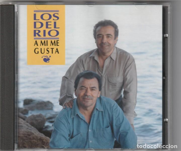 LOS DEL RIO - A MI ME GUSTA (CD CFE 1993) (Música - CD's Flamenco, Canción española y Cuplé)