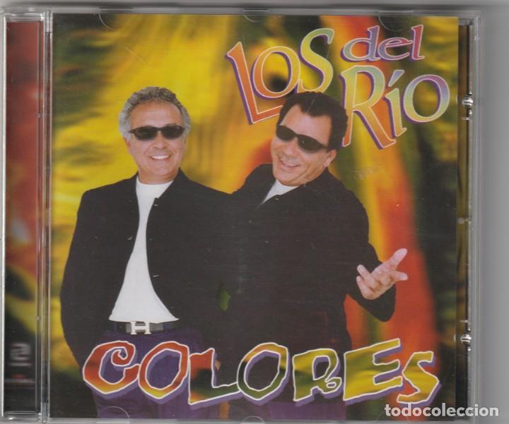 LOS DEL RIO - COLORES (CD ZAFIRO 1997) (Música - CD's Flamenco, Canción española y Cuplé)