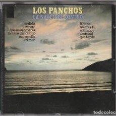 CDs de Música: LOS PANCHOS - LA NAVE DEL OLVIDO (CD CBS/SONY 1992). Lote 244886540