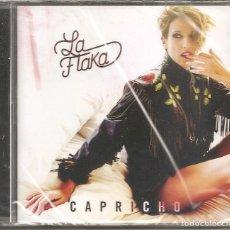 CDs de Música: LA FLAKA - CAPRICHO (CD, PRODUCCIONES 16 ESCALONES 2016. Lote 279509588