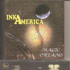 CDs de Música: INKAMERICA - MAGIC DREAMS (CD, INK AMERICA DISCOS SIN FECHA). Lote 244894445
