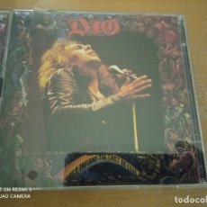 CDs de Música: DIO DIO´S INFERNO THE LAST IN LIVE 2XCDS. Lote 244904230