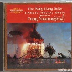 CDs de Música: CD. THE NANG HONG SUITE. SIAMESE FUNERAL MUSIC. Lote 244927305