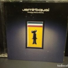 CDs de Música: JAMIROQUAI - TRAVELLING WITHOUT MOVING (CD, ALBUM) 1996 UK PEPETO. Lote 244977465